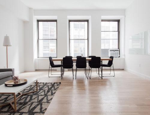 Modern Interior Design of New Office